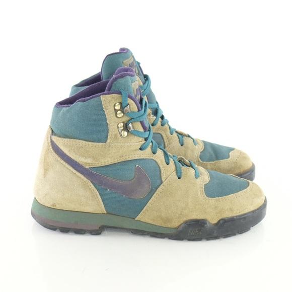 Vintage Nike Hiking Boots Womens 85
